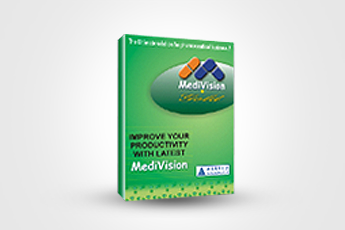 MediVision C & F-software for your point of Sale, Inventory and Accounting needs